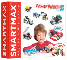 Load image into Gallery viewer, SmartMax 25-Piece Power Vehicles Max Set