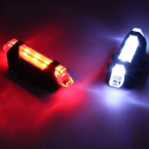 Handy Outdoor Goods BICYCLE REAR SAFETY LIGHT
