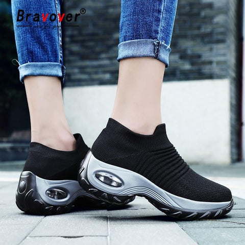 Handy Outdoor Goods Women Running Shoes