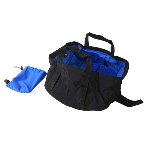 Handy Outdoor Goods BLUE PORTABLE CAMPING WASHBASING