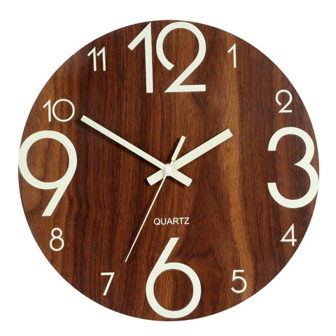 Handy Outdoor Goods Outdoor Living Room Clock