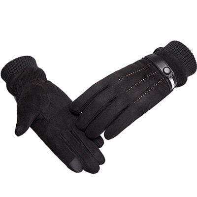 Handy Outdoor Goods Black / 19-23CM Outddor Cycling Yellow Gloves