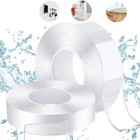 Handy Outdoor Goods Reusable Double-Sided Adhesive Tape