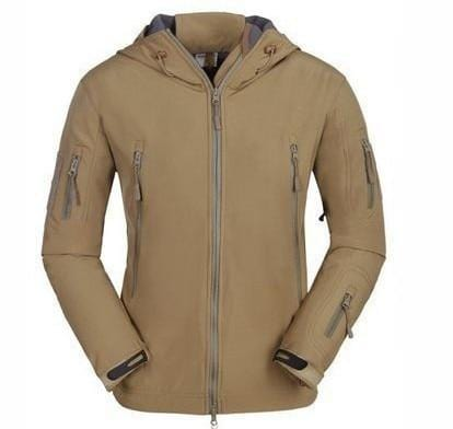 Handy Outdoor Goods Mud color / S Military Tactical Jacket