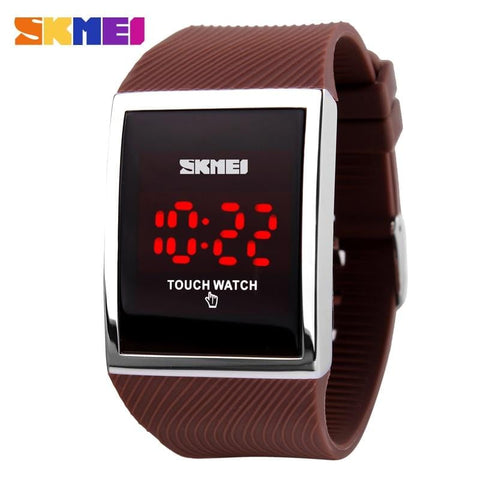 Handy Outdoor Goods Women Electronic LED Watches