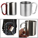 Handy Outdoor Goods Camping Traveling Outdoor Cup