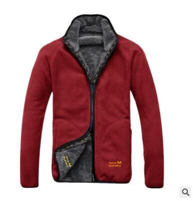 Handy Outdoor Goods Red / M Outdoor cold resistance on both sides
