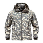 Handy Outdoor Goods acu / S / China Outdoor Softshell Jacket