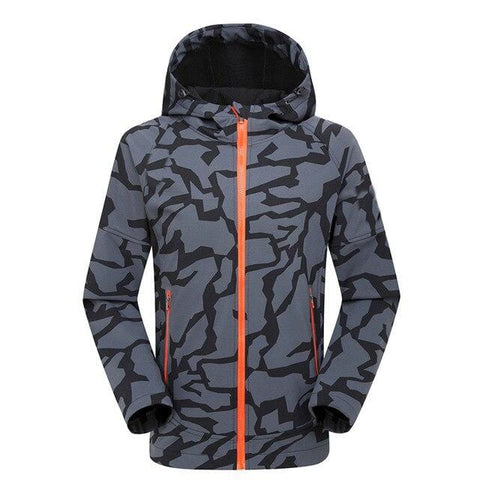 Handy Outdoor Goods Black / XXL Outdoor Hunting Fishing hoodie