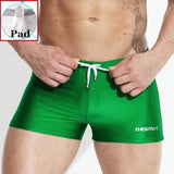 Handy Outdoor Goods Green / M Men Swimming Trunks
