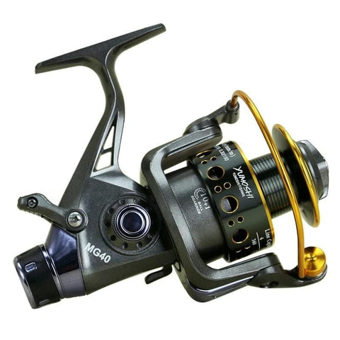 Handy Outdoor Goods New Double Brake Design Fishing Reel