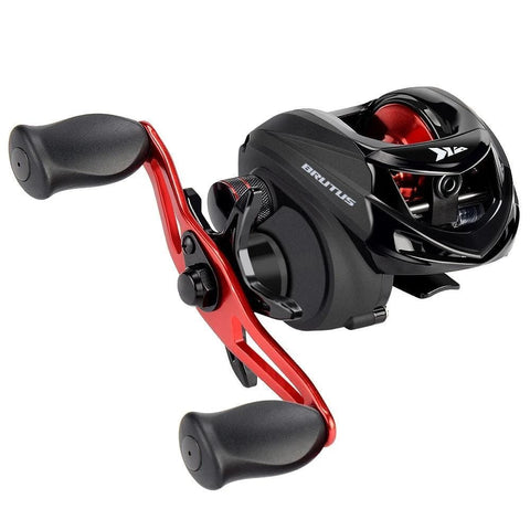 Handy Outdoor Goods Brutus Bait casting Fishing Reel