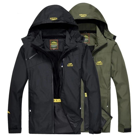 Handy Outdoor Goods Camping Hiking Jacket