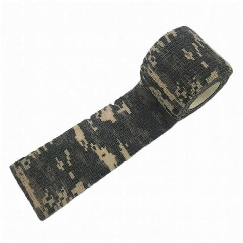 Handy Outdoor Goods ACU Digital Reusable Camo Tape [MAKE YOUR ITEMS LOOK AWESOME!]