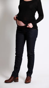 Egg Slim Leg Maternity Jean Denim - EGG Maternity NZ Ltd