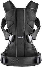 BabyBjorn Baby Carrier One Air--Black Mesh