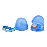 Chicco Double Soother Holder- Blue