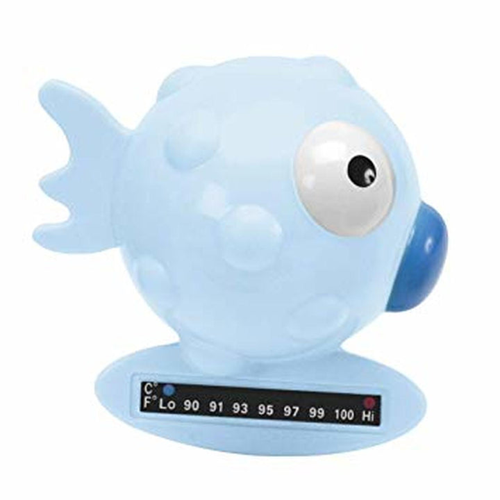 Chicco Fish Bath Thermometer- Blue