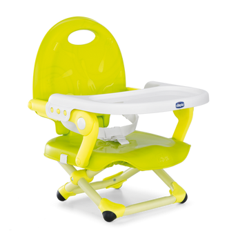 Booster Seat: Pocket snack- Lime - EGG Maternity NZ Ltd