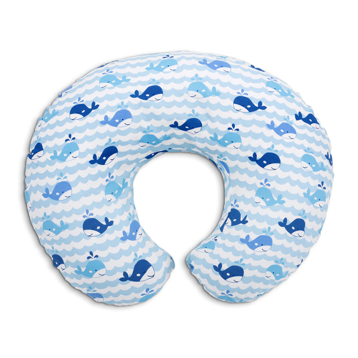 Boppy Nursing Pillow - Blue Whale - EGG Maternity NZ Ltd