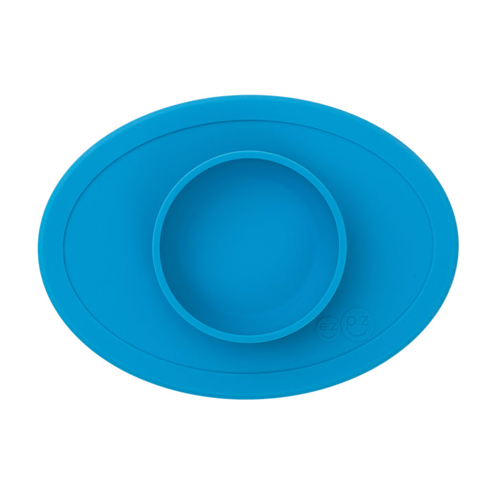 EZPZ Blue Tiny Bowl