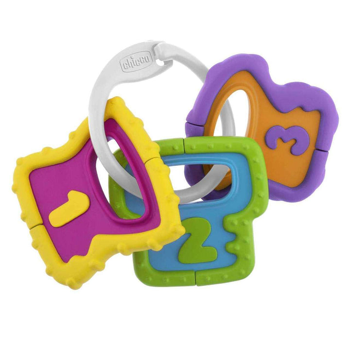Easy Grasp Keys Plastic Rattle - EGG Maternity NZ Ltd