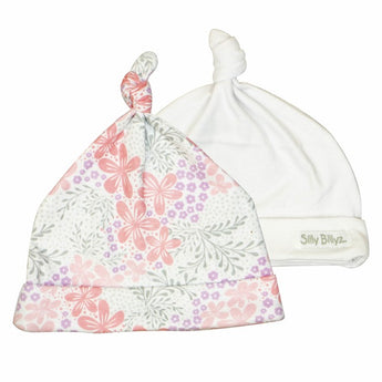 Bloom Gumnut Cotton Baby Hat 2pk - EGG Maternity NZ Ltd