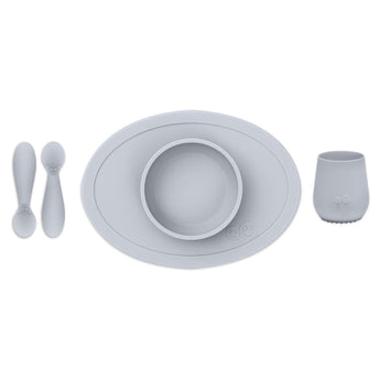 EZPZ First Foods Tiny Set Pewter