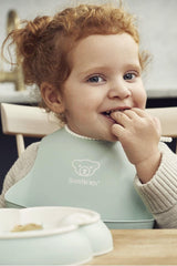 BabyBjorn Baby Dinner Set- Powder Green