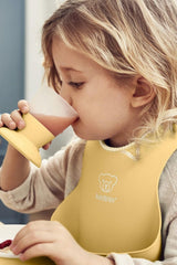BabyBjorn Baby Dinner Set- Powder Yellow