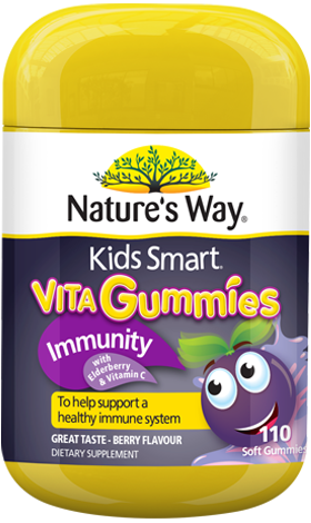 Nature's Way Kids Smart Vita Gummies Immunity - EGG Maternity NZ Ltd