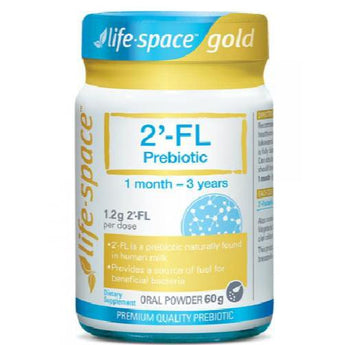 Life Space 2'-FL Prebiotic 1 month - 3 years 60g - EGG Maternity NZ Ltd