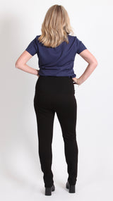 Dani Maternity Pant Slim Leg. - EGG Maternity NZ Ltd