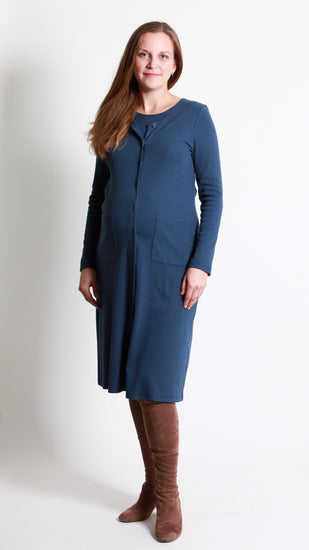 Victoria Breastfeeding Pocket Dress