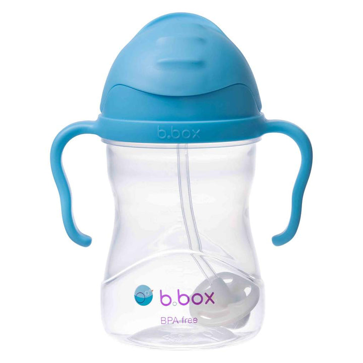 B.Box Sippy Cup V2 - Blueberry - EGG Maternity NZ Ltd