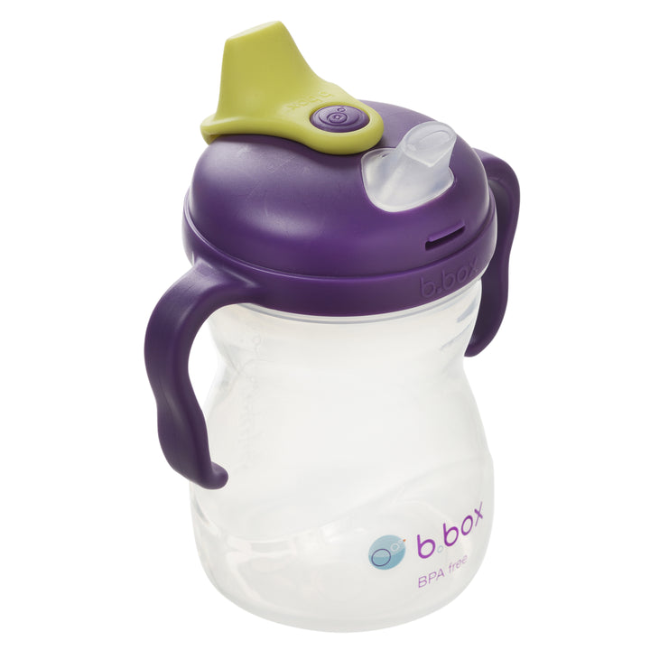 B.Box Spout Cup Grape - EGG Maternity NZ Ltd
