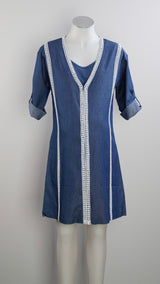 Bohemian Summer Pregnancy Breastfeeding Tunic Dress - EGG Maternity NZ Ltd