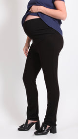 Dani Maternity Slim Leg Pant - EGG Maternity NZ Ltd