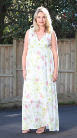 Orabella Sequin Maternity Maxi Dress - EGG Maternity NZ Ltd