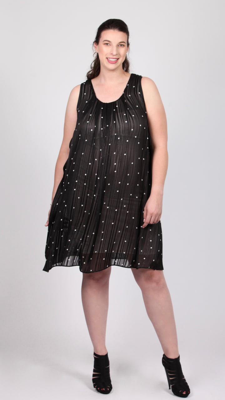 Jacqui Floaty Breastfeeding Dress - EGG Maternity NZ Ltd