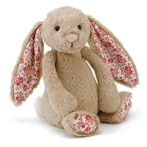 Jellycat Bashful Blossom Beige Bunny - EGG Maternity NZ Ltd
