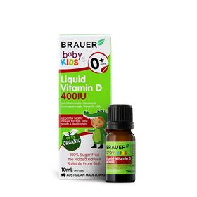 Brauer Baby & Kids Liquid Vitamin D 10ml