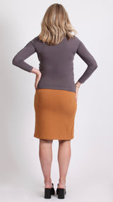 Dahna Maternity Pencil Skirt - EGG Maternity NZ Ltd