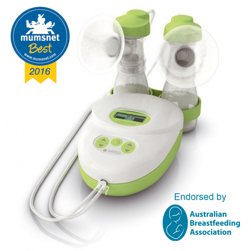 Calypso Double Plus Electric Breastpump - EGG Maternity NZ Ltd