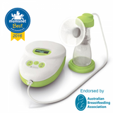 Calypso Single Electric Breastpump - EGG Maternity NZ Ltd