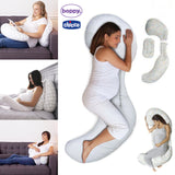 Boppy Total Body Maternity Pillow