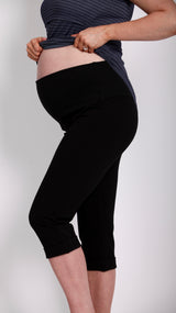 Marie Maternity Fifth-Pant - EGG Maternity NZ Ltd
