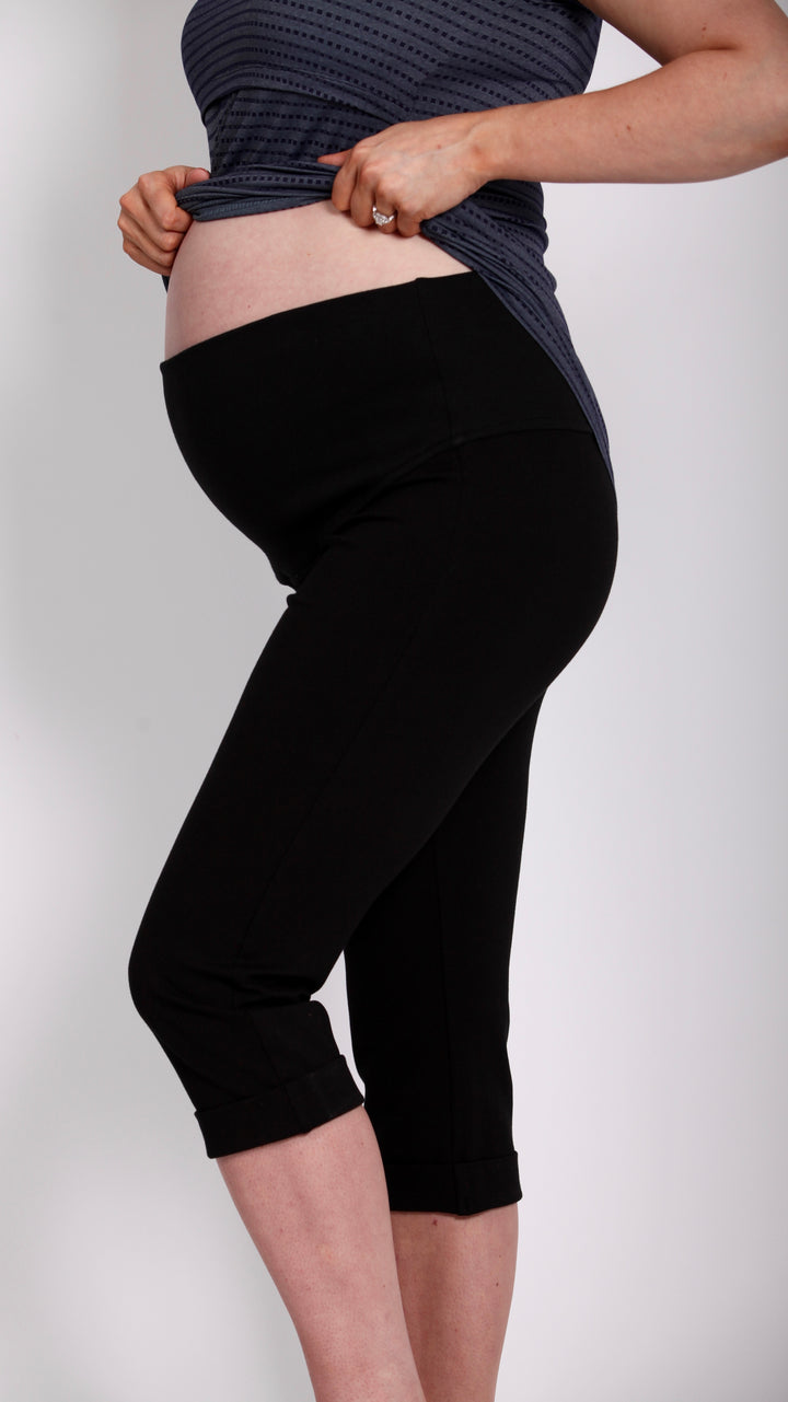 Marie Maternity Fifth-Pant