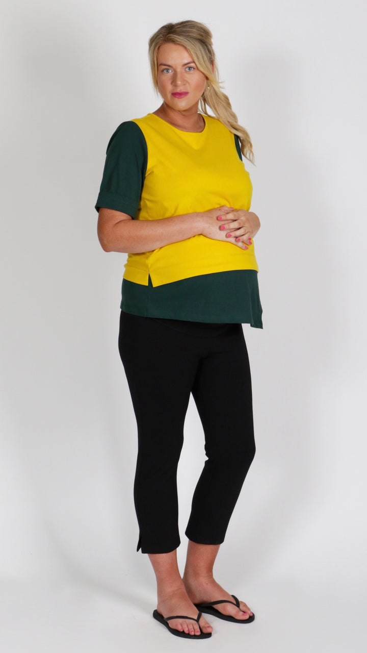 Jessie Breastfeeding Top - EGG Maternity NZ Ltd