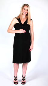 Skirt Dress with five styles in one. - EGG Maternity NZ Ltd